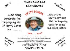 hetty Bower